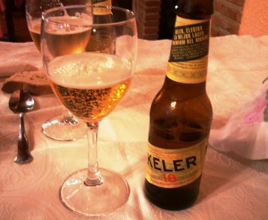Cerveza Keler 18, dos veces consecutivas premiada como la mejor cerveza amber lager del mundo