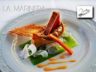 """Tapa """"Marinera"""" de atún rojo de Casa Juanito de Zahara de los Atunes"""