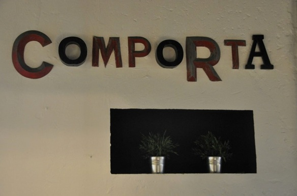 COMPORTA BAR LOGO